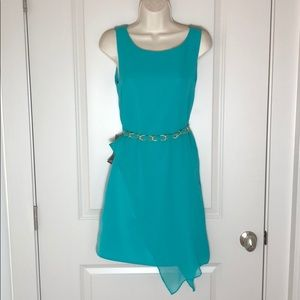 The Limited Turquoise Dress NWT